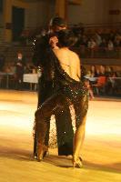 Istvan Varga & Gabriela Pilic at Tactus Open 2007