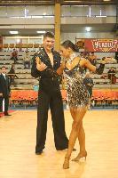 Ervin Muratspahic & Lejna Karic Lubarda at Tactus Open 2007