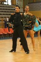 Vukasin Vukovic & Nikolina Prosan at Tactus Open 2007