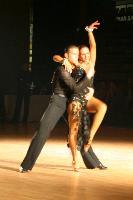 Andrei Kiselev & Elena Zuzukina at Tactus Open 2007