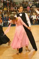 Ensar Halilovic & Andrea Brekalo at Tactus Open 2007