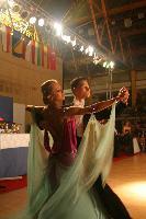 Bogdan Tyaglyy & Valeria Semochkina at Tactus Open 2007