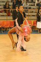 Michael Balsano & Maria Serena Ferriani at Tactus Open 2007