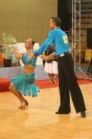 Matej Kralj & Spela Kralj at Tactus Open 2007