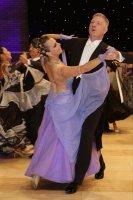 Dave Robinson & Caron Rose at International Championships 2016