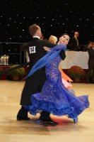 Frank Ewen & Liubov Ewen at International Championships 2016