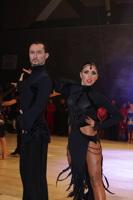 Oleg Gyliuk & Irina Gyliuk at International Championships 2016