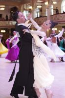 Angelo Annese & Francesca Casalino at Blackpool Dance Festival 2017