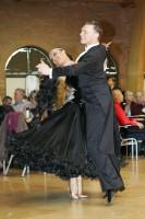 Michael Johnson & Sally Rose Beardall at UK Closed 2012
