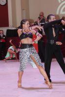 Joseph Hopwood & Alexandra Hopwood at Blackpool Dance Festival 2017
