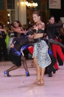 Joseph Hopwood & Alexandra Hawley at Blackpool Dance Festival 2017