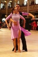 Bryan Chen & Amanda Chen at Blackpool Dance Festival 2018