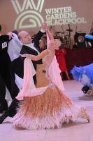 Thomas Czaja & Marion Obermann at Blackpool Dance Festival 2017