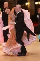 Thomas Czaja & Marion Obermann at Blackpool Dance Festival 2018