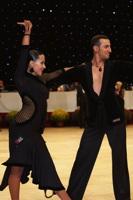 Roman Boruhov & Yuliya Prokopenko at International Championships 2016