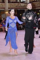 Angelo Iovanna & Carola Bufalino at Blackpool Dance Festival 2017