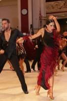 Yuri Dimitrov & Stefania Tsertou at Blackpool Dance Festival 2018