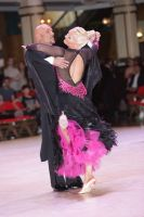 Stig Bulow & Helle Marcussen at Blackpool Dance Festival 2017