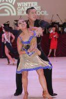 Danny Huang & Jenny Wang at Blackpool Dance Festival 2017