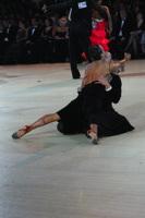 Anton Karpov & Ekaterina Lapaeva at Blackpool Dance Festival 2012