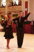 Nicholas Kelly & Cheyenne Russell at Blackpool Dance Festival 2018