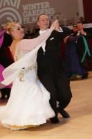 Mark Duffy & Caroline Duffy at Blackpool Dance Festival 2018