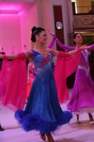 Ivan Iacobbe & Ylenia Dalla Bona at Blackpool Dance Festival 2018
