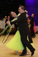 Michael Hodgson & Deborah Jones at International Championships 2016