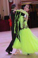 Michael Hodgson & Deborah Jones at Blackpool Dance Festival 2017
