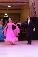 Alessio Loretucci & Elisa Ricci at Blackpool Dance Festival 2018