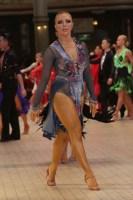 Wiliam Duffen & Melissa Kirkpatrick at Blackpool Dance Festival 2018