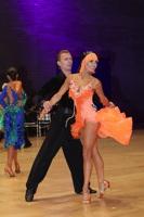Vassili Anokhine & Kristina Androsenko at International Championships 2016