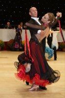 David Gooch & Lesley Gooch at International Championships 2016