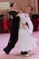 Luca Bandettini & Margherita Petrocchi at Blackpool Dance Festival 2017