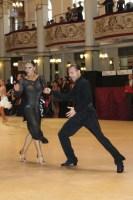 Daniil Egorenko & Maria Danutsa at Blackpool Dance Festival 2018