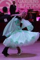 Wang Kun & Xu Wan at Blackpool Dance Festival 2018