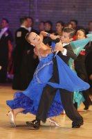 Nicholas Butler & Katie Green at International Championships 2016