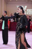 Nikita Bazev & Hanna Run Oladottir at Blackpool Dance Festival 2017