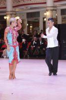 Suppakorn Chuwoncwut & Zuzana Vasailes at Blackpool Dance Festival 2017