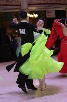 Sam Chan & Lorrina Chan at Blackpool Dance Festival 2017