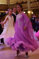 Yi Chuan Liu & Yu Ju Liu at Blackpool Dance Festival 2018