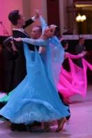 Kyryll Korchmar & Anna Yankul at Blackpool Dance Festival 2018
