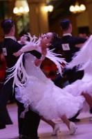 Tang Yu Jie & Zhu Yan Zhen at Blackpool Dance Festival 2018