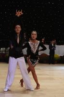 Kai Zhang & Rui Zhou at International Championships 2016