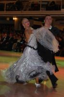 Daniele Gallaro & Kimberly Taylor at Blackpool Dance Festival 2011