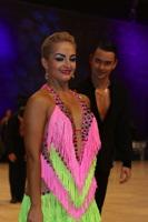 Sergey Gusev & Anastassia Usoltseva at International Championships 2016