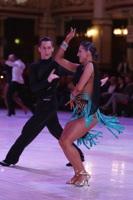 Richard Lifshitz & Korina Travis at