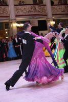 Keith Cartwright & Alexandra Hadalin at Blackpool Dance Festival 2017