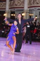 Luke Miller & Laura Robinson at