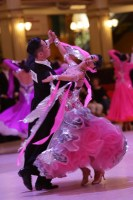 Kento Ebihara & Luna Takagi at Blackpool Dance Festival 2018